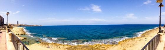 Sommaren på Malta