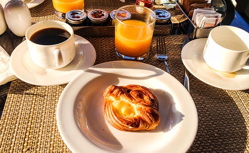 Frukostbuffe