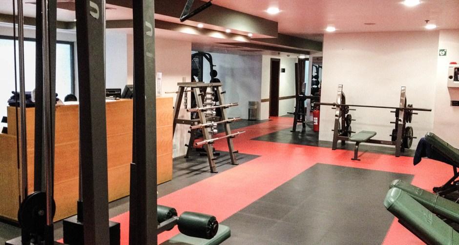 Le Meridien Gym