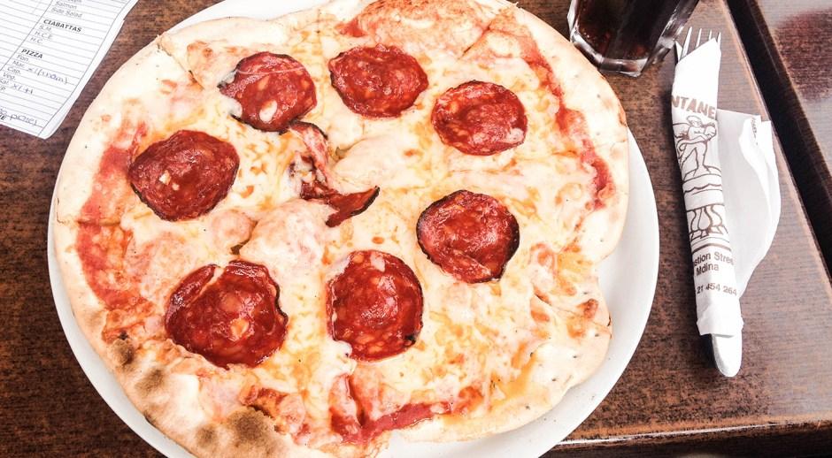pizza fontanella