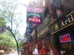 2nd stop, Artichoke pizza.