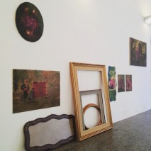 Refurbished paintings, 2016
