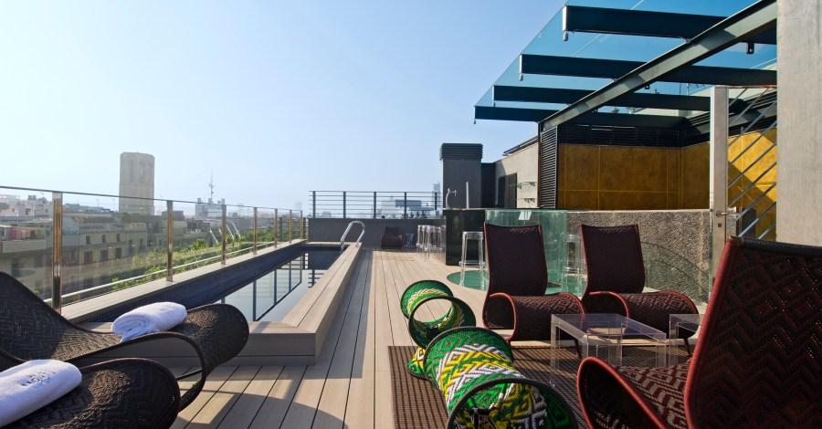Bagues Pool Terrace