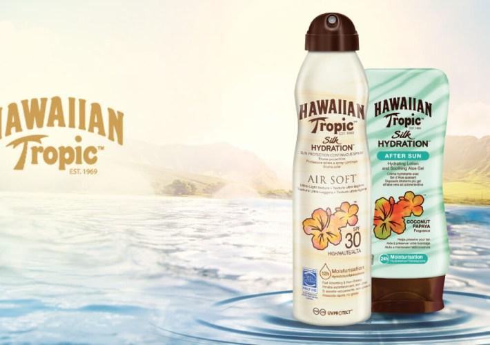 Hawaiian Tropic Desktop