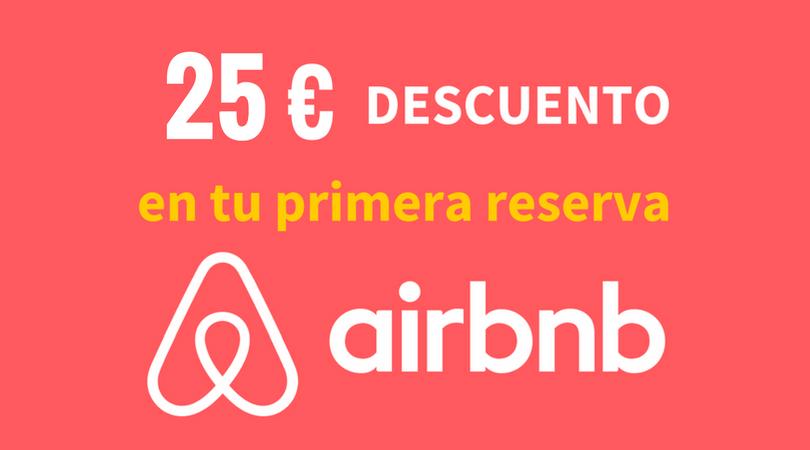 25 euros de descuento airbnb