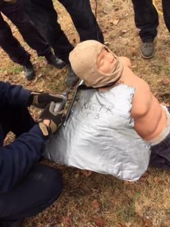 Norfolk County Tech Rescue Team training - 15