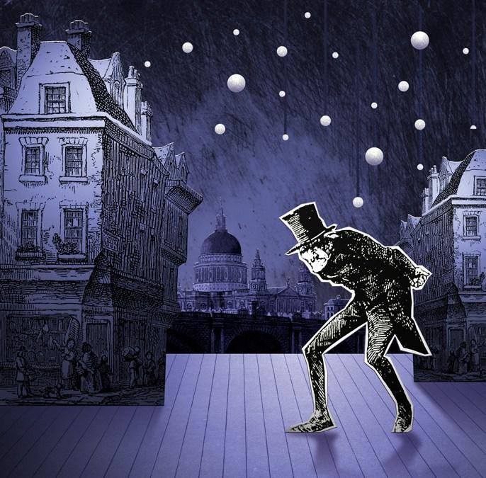 Dickens' A Christmas Carol with Gary Hylander