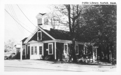 The History of the Norfolk Schoolhouse