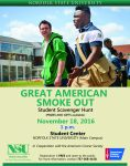 Cancer Prevention Event at NSU . . .