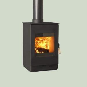 Image of Burley Bradgate wood burning stove