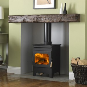 Image of Burley Debdale wood burning stove