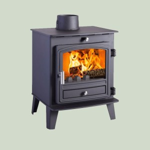 Image of Hunter Avalon 4 wood and multifuel stove