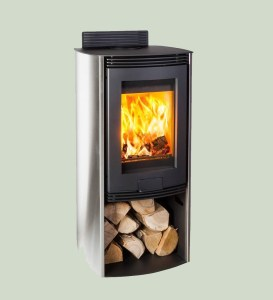 Image of Di Lusso R4 Euro wood burning stove