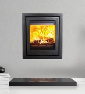 Image of Di Lusso R5 wood burning stove