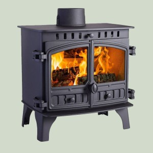 Image of Hunter Herald 8 wood and multifuel stove