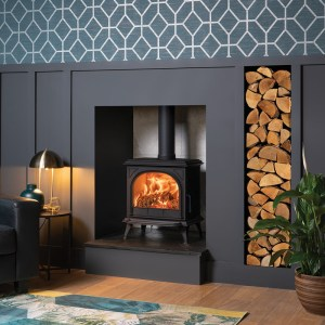 Image of Stovax Huntingdon 30 wood and multifuel stove
