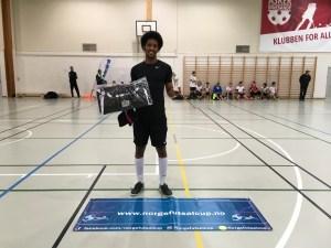 Cupens beste mål: Abdinasir Hirsi - PæmPæm U19.