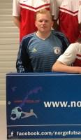 Cupens beste keeper: Kevin Mitchell - Benkvarmerne. Hadde en rekke avgjørende redninger, og er meget god til å sette i gang spillet. Nr 2: Hamzah Khan - Oslo Futsal. Nr 3: Adnan Saric - BiH United.
