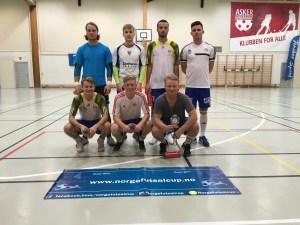 Fair play-prisen: Bayer Neverlosen. Andre kandidater: RSA og Polonia Bærum.