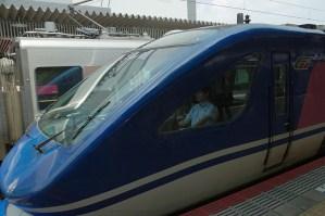 京都駅の特急「サンダーバード」乗り場は何番線ホーム?
