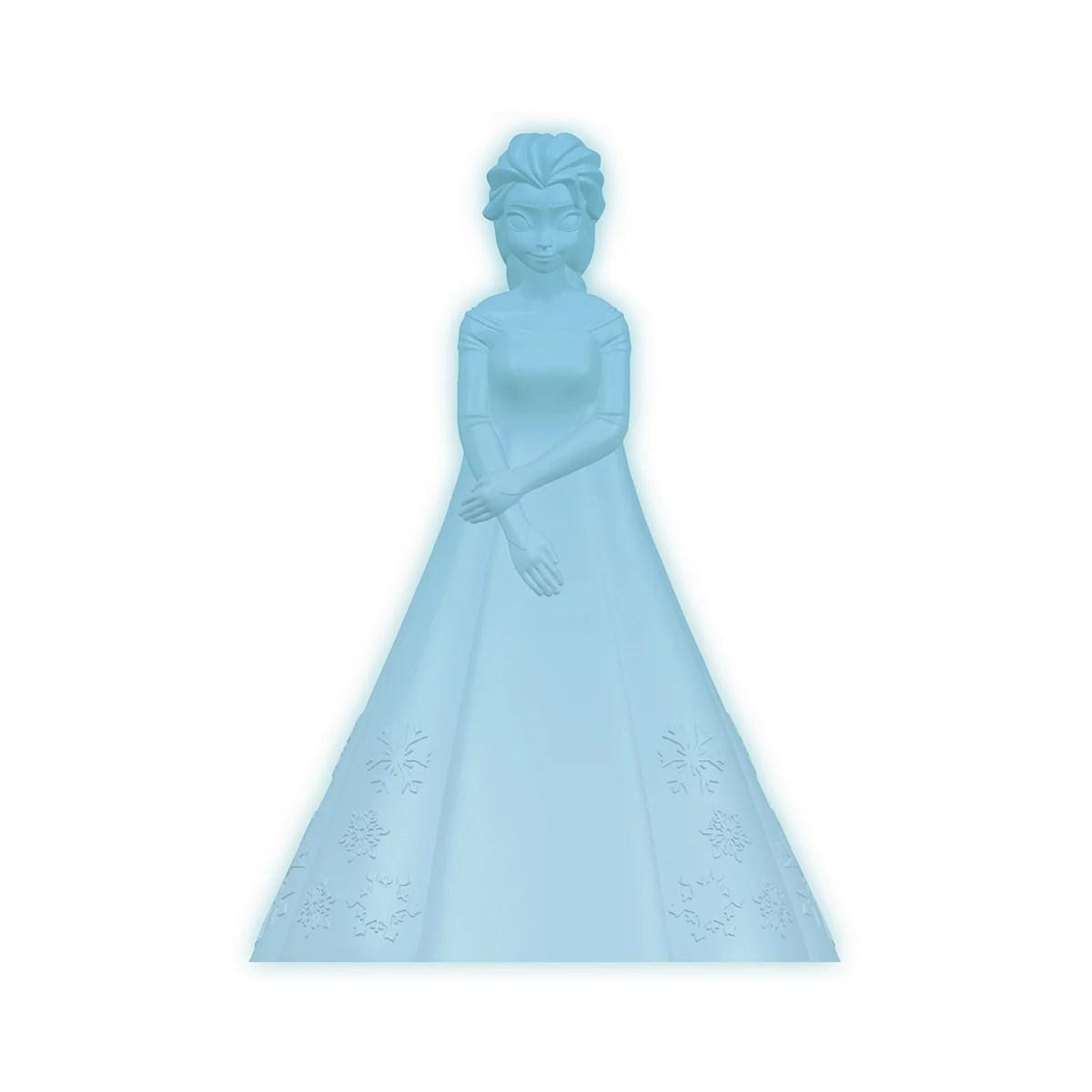 Lampa de veghe Disney Frozen, Elsa
