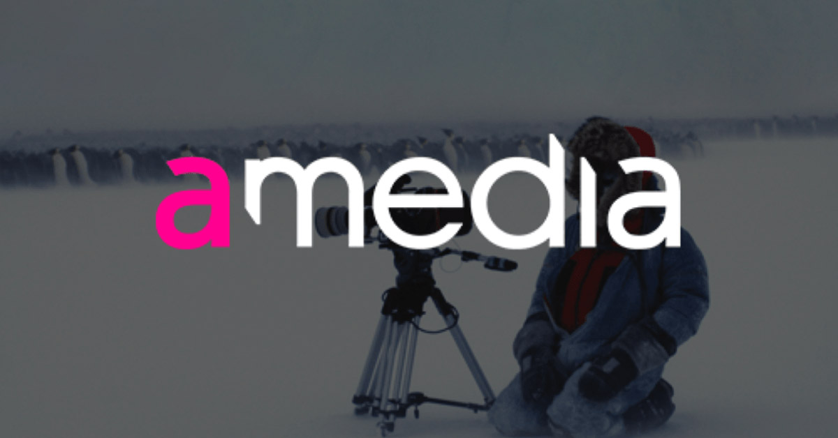 Amedia signs NORIGN MEDIA for Multi-Screen LIVE Transcoding
