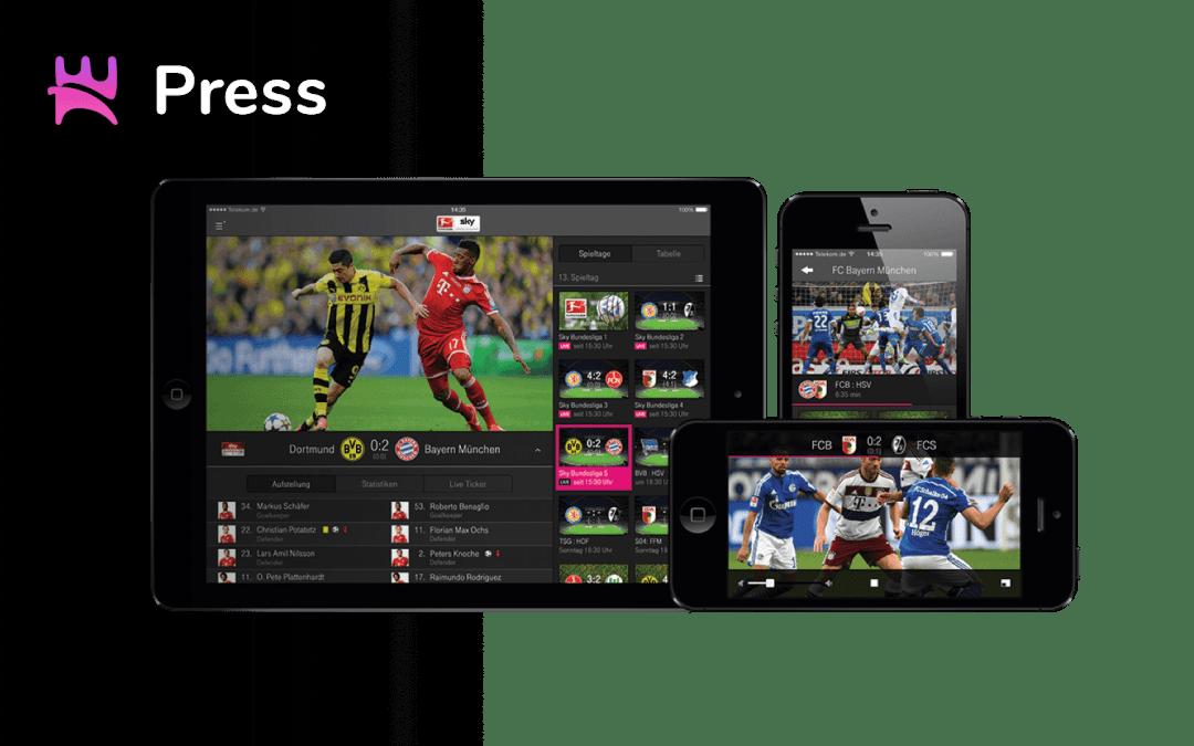 Deutsche Telekom renews TV streaming contract with NORIGIN MEDIA