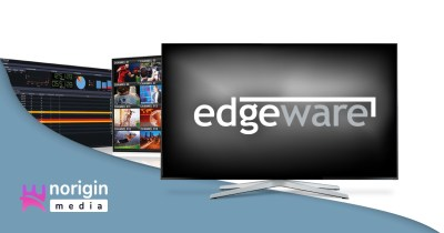 Edgeware Chooses Norigin Media OTT Testing-aaS