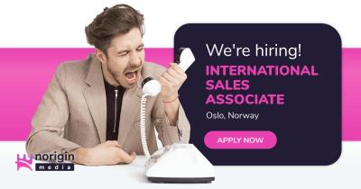 International Sales Associate