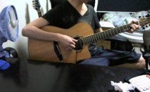 【動画】セロリ/山崎まさよし アコギソロギター【サビ前まで】