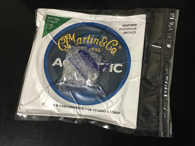 MSP4000 Martin ( マーチン ) 10-47 EXTRA LIGHT PHOSPHOR BRONZE  650円