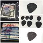John Petrucci ピック 320円、Primetones 210円、ウルテムピック、VSA1050 1600円、John Pearse(ジョンピアス) 900円