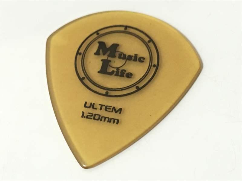 50円 ウルテムピック ULTEM (ウルテム) JAZZ XL 1.20mm