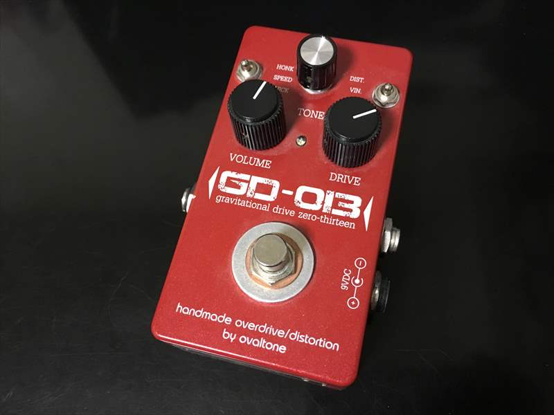 Ovaltone GD-013 は凄い!
