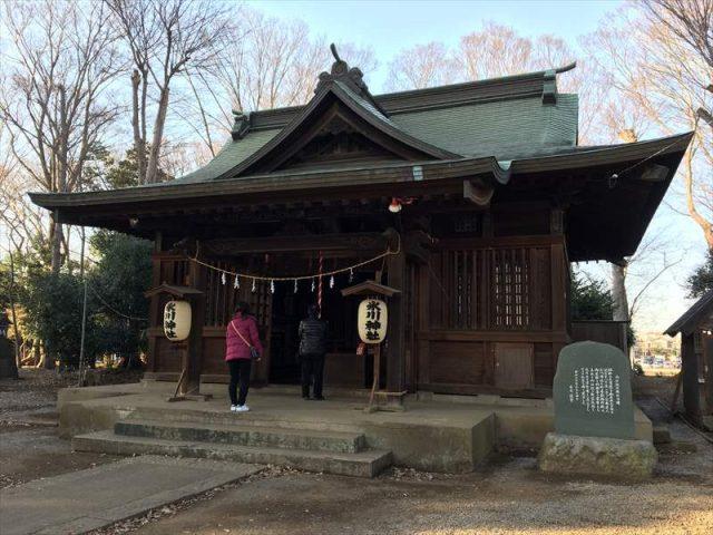 与野七福神 氷川神社