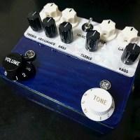 【動画】Blue Step オリジナル自作エフェクターでカッティング (0:24) #norinori0107
