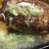 三浦のハンバーグ 和風おろし+ねぎ旨塩ソース