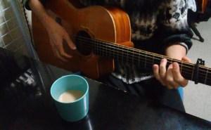 【動画】「朝は冷えるからミルクティーを飲もうよ」Milk tea in the morning (0:27) #norinori0107