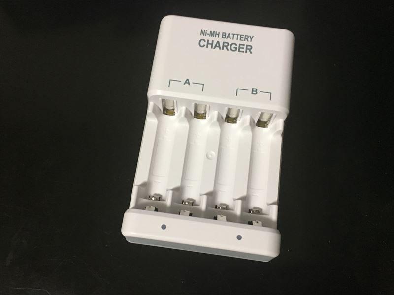 Amazon 充電器 【徹底解説】Amazon 充電式電池が安くて便利過ぎてオススメ!電池切れの心配は無くコスパ抜群!【amazon basics ベーシック充電池】