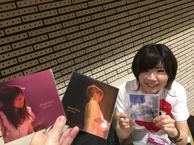 SANOVA(堀江沙知)のCDが素晴らしい! 爽快感のあるピアノインストを好きな人オススメ!fox capture plan