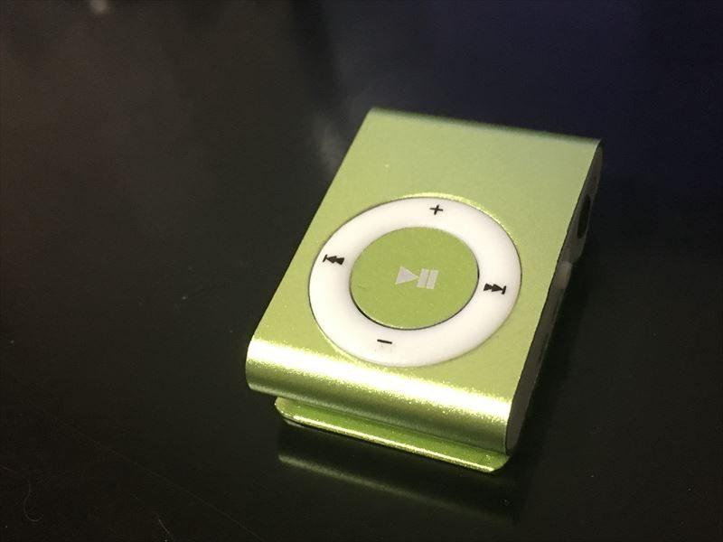 APOD MP3 / 激安MP3プレイヤー本体(クリップ式) 【99円】APOD MP3 / 激安MP3プレイヤーを買ってみた!【MA-8564】
