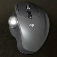 Logicool ロジクール MXTB1s bluetooth ワイヤレス トラックボール MX ERGO Windows,Mac対応 筋緊張20%軽減 8ボタン 高速充電式