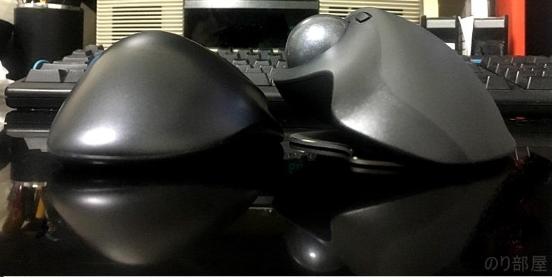MX ERGOとLOGICOOL M570t ワイヤレストラックボール の比較 【徹底解説】MX ERGO Logicool の快適さ! 指の疲れ・負担が激減!オススメのトラックボールマウスです。M570tとの比較も掲載。【ロジクール MXTB1s ワイヤレス】
