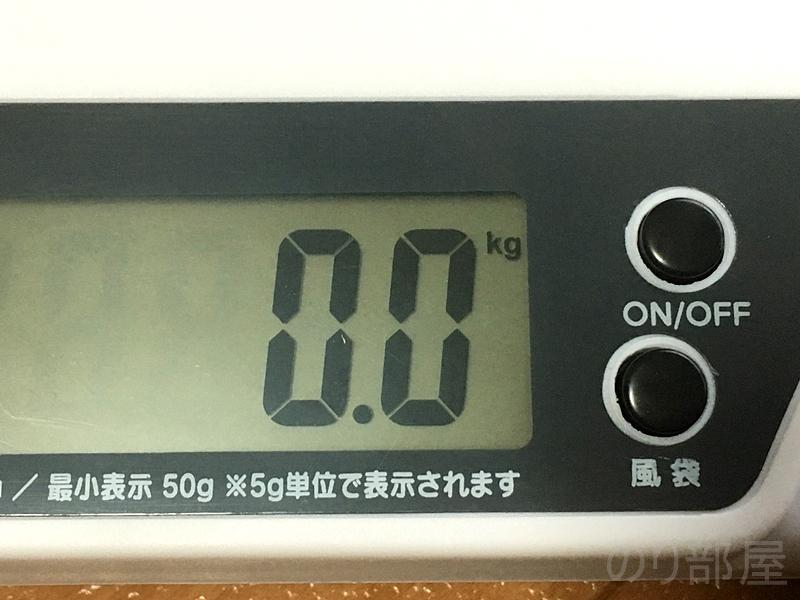 kg表示も可能。小型ペット体重計 「ペットくん」が5g単位で計測できてオススメ!病気の治療中、太り過ぎ、老犬の体重を量って対策をして長生き!