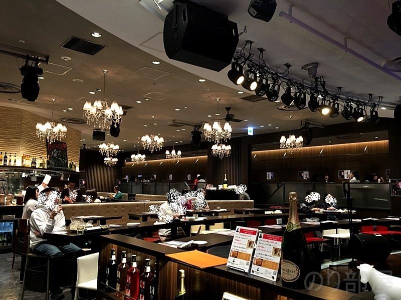 俺のフレンチ TOKYOがオシャレで雰囲気が良過ぎ!