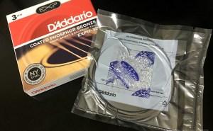 EXP17 【錆びさせない方法】ダダリオ EXP17 1480円(税込) 13-56 D'Addario Phosphor Bronze Medium アコギ弦