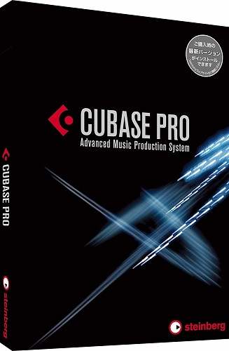 Steinberg スタインバーグ DAWソフトウェア CUBASE PRO 9 通常版 CUBASE PRO /R