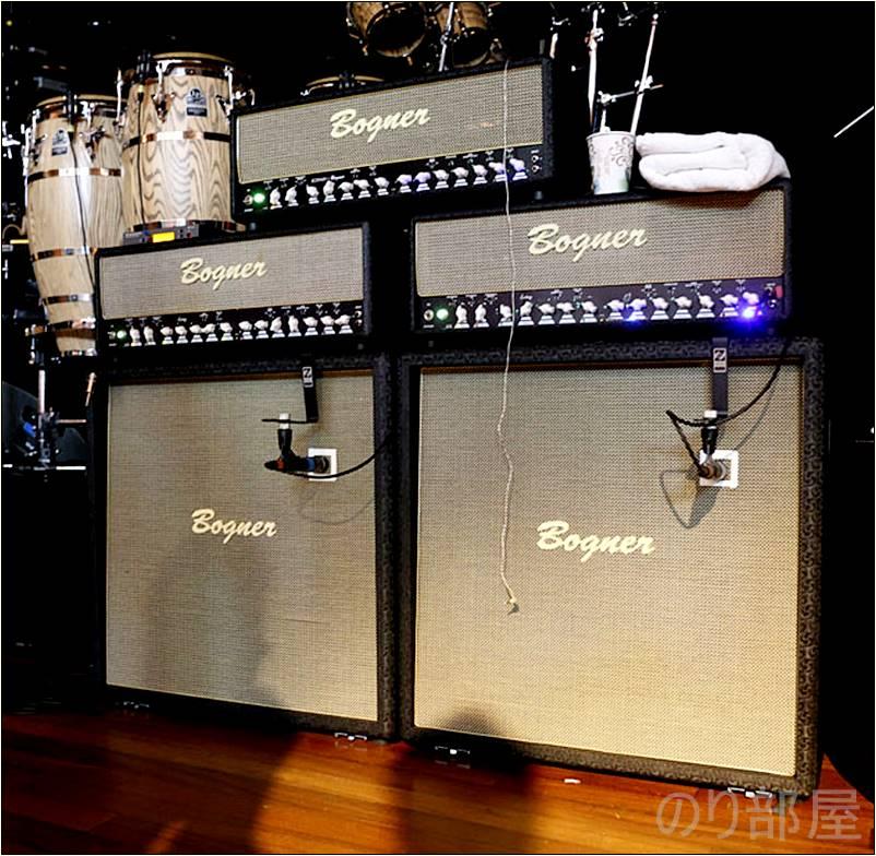BOGNER Ecstasy 【本人使用写真】Steve Lukather(スティーヴ・ルカサー)のエフェクターボード・機材を解析!ツマミ・ノブの位置も分かる!ギターを支える機材の数々を紹介!【金額一覧】