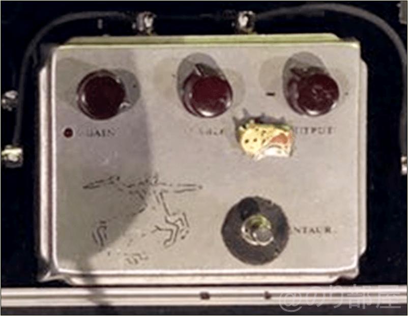 KLON クロン/CENTAUR Gold Case Short Tail 田渕ひさ子さん(ナンバーガール)の 本人使用エフェクターのツマミ・ノブの位置【徹底紹介】田渕ひさ子のエフェクターボード・機材を解析!ツマミ・ノブの位置も分かる!ギターを支える足元の機材の数々を紹介! #田渕ひさ子 #ナンバーガール #ギター #エフェクター【金額一覧】