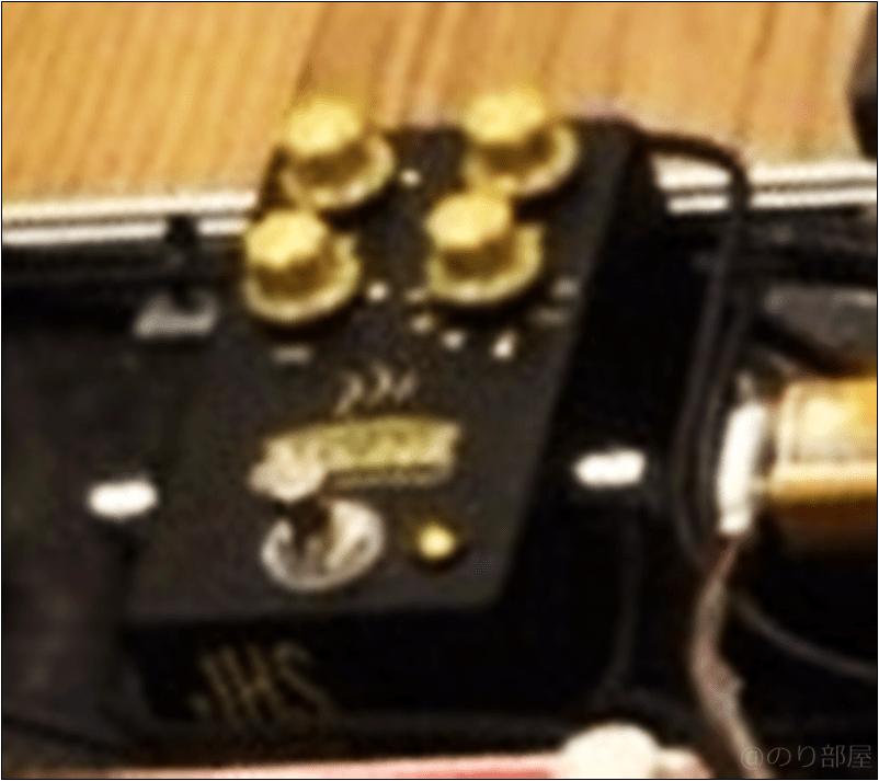 JHS Pedals Muffuletta 本人使用エフェクターのツマミ・ノブの位置 【徹底紹介】野田洋次郎(RADWIMPS)のエフェクターボード・機材を解析!ツマミ・ノブの位置も分かる!ギターを支える足元の機材の数々を紹介! #野田洋次郎 #RADWIMPS #ギター #エフェクター【金額一覧】